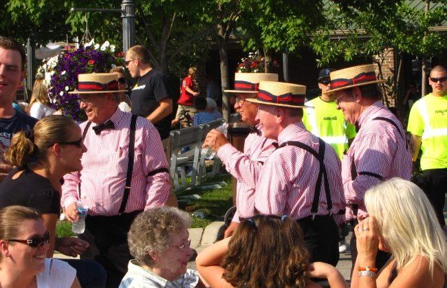 Hoosier Gentry Grabill Country Fair